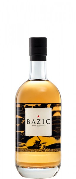 Vodka BAZIC BARRIQUE